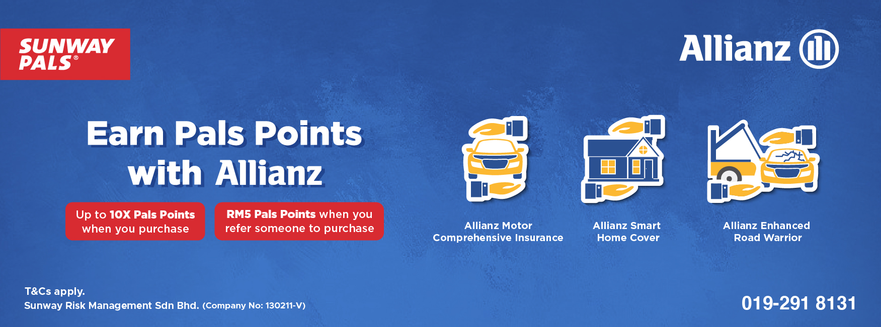 Earn Points with Allianz