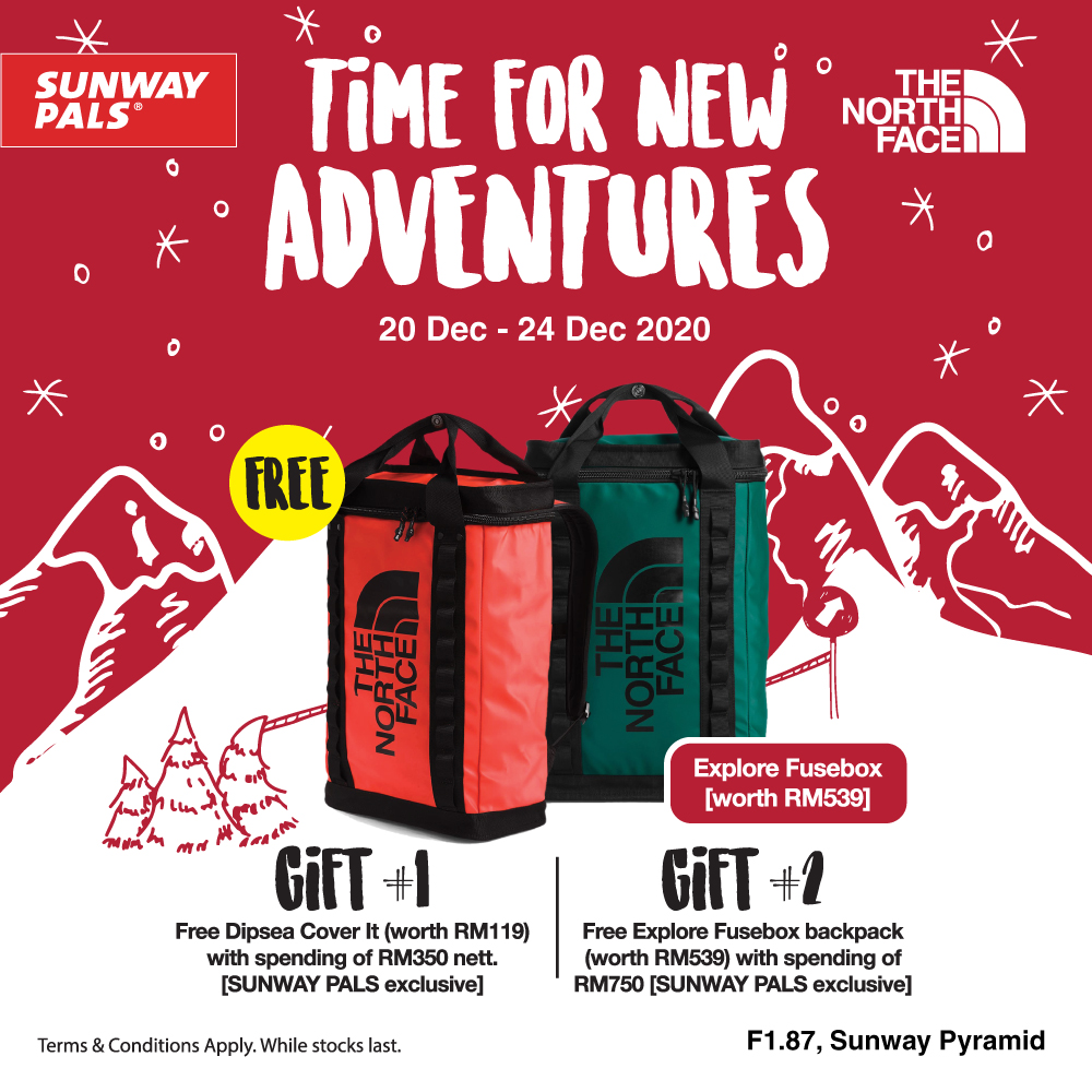 FREE Gifts worth up to RM539!