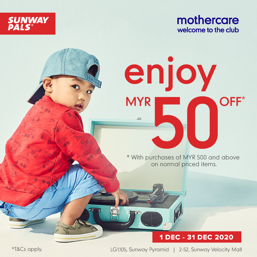 RM50 OFF
