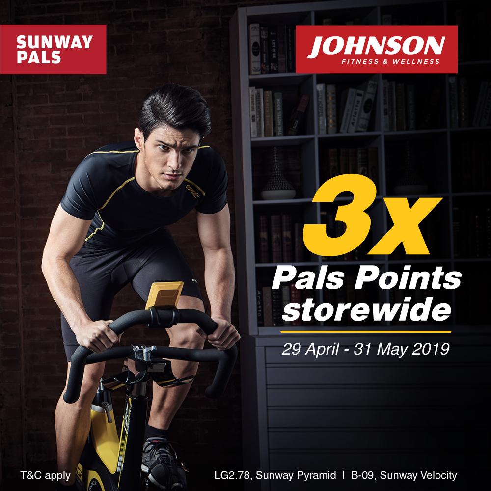 3x Pals Points storewide