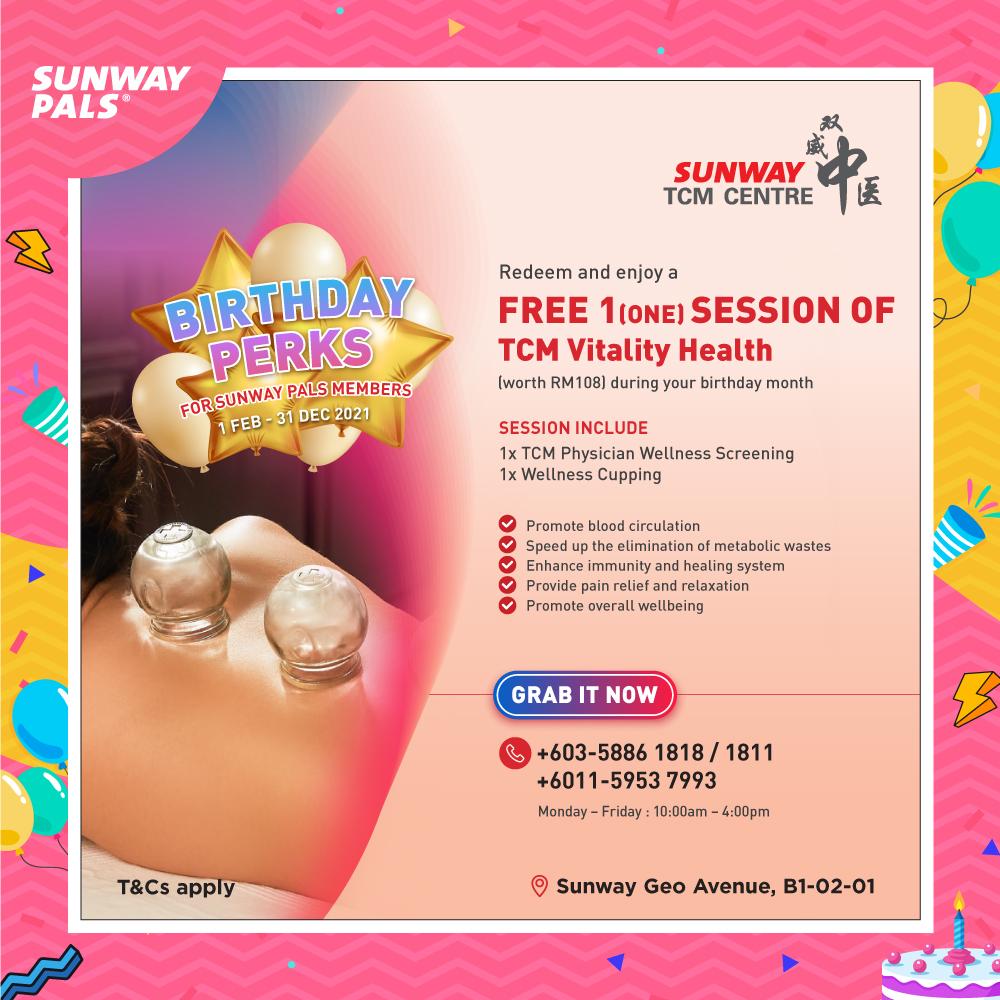 FREE session of TCM Vitality Health