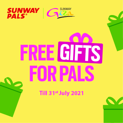 FREE Gifts for Pals