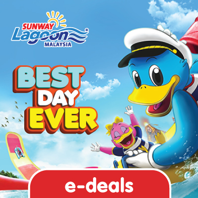 Sunway Lagoon Annual Passport e-Deals