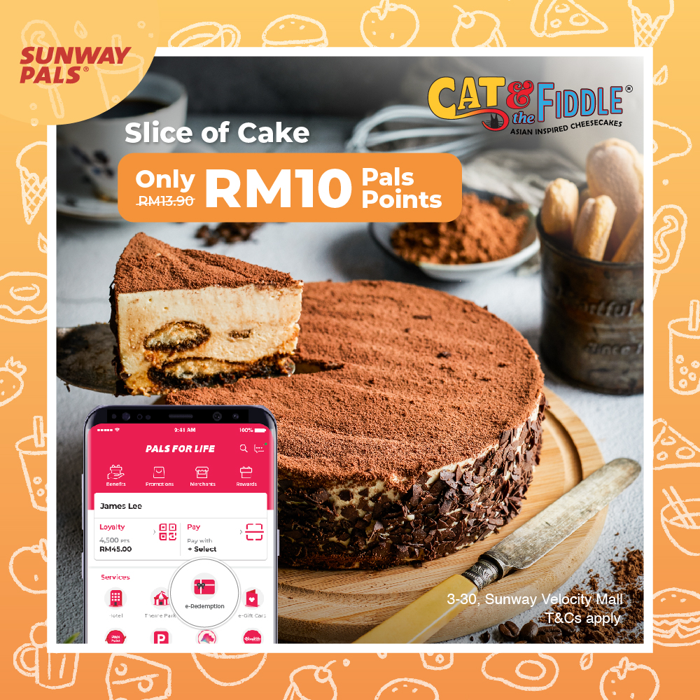 Signature Cakes for RM10