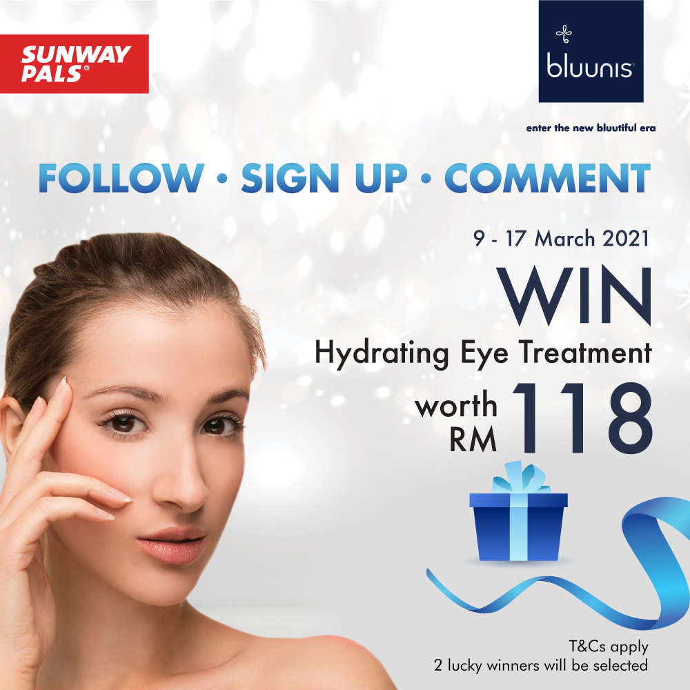 Hydrating Eye Treatment Giveaway