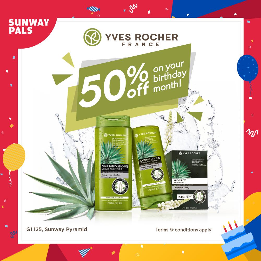 50% Discount Storewide