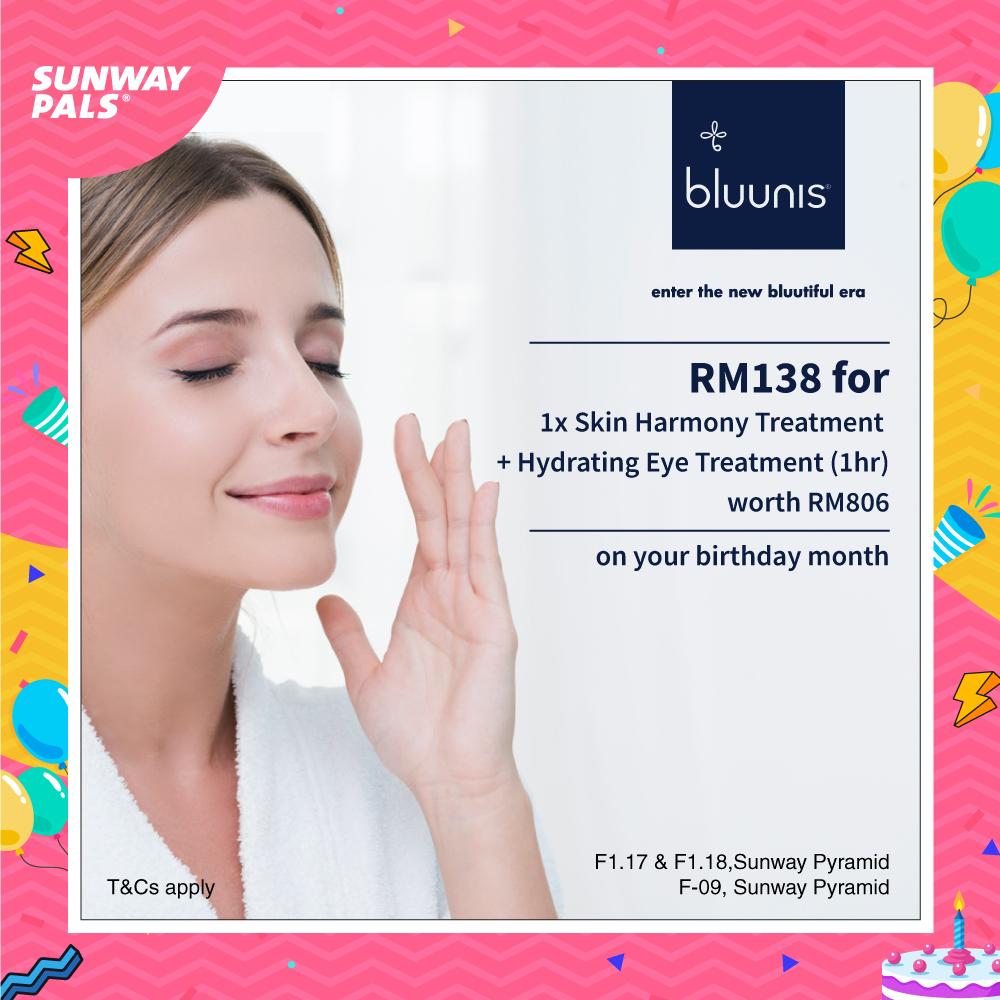RM138 for Skin & Eye Treatment