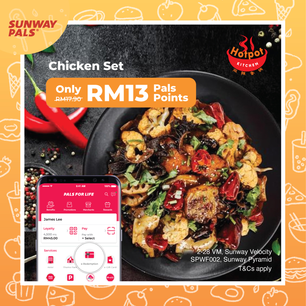 Chicken Set for RM13