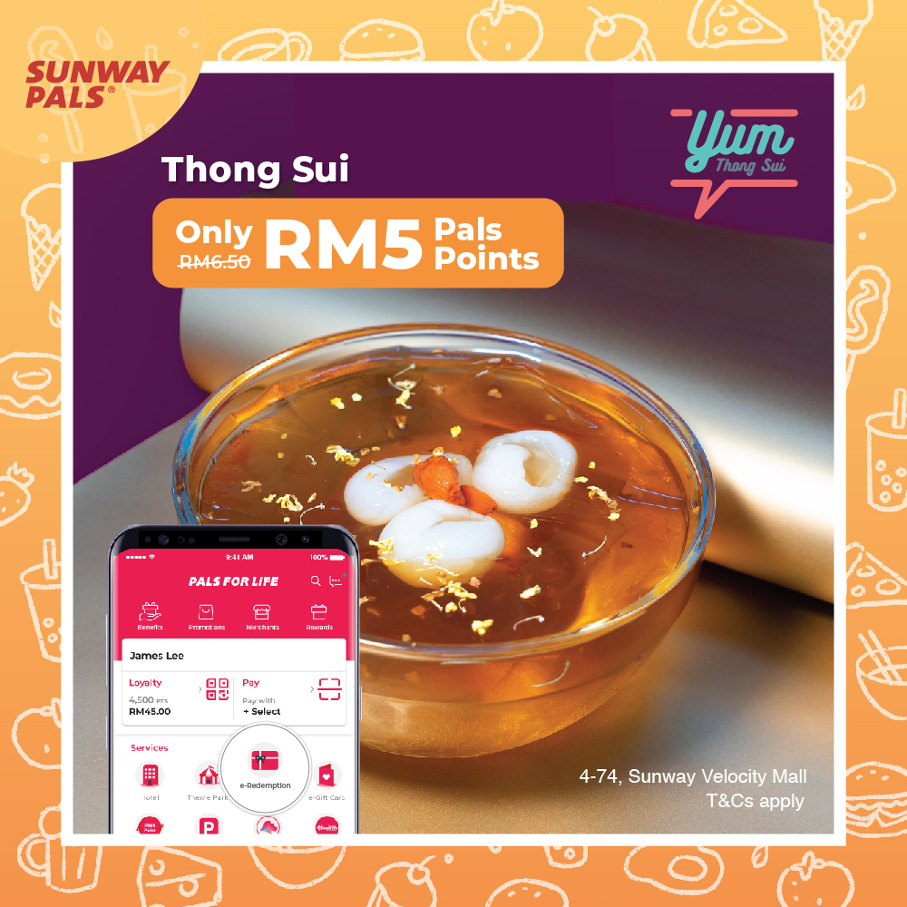 Thong Sui for RM5