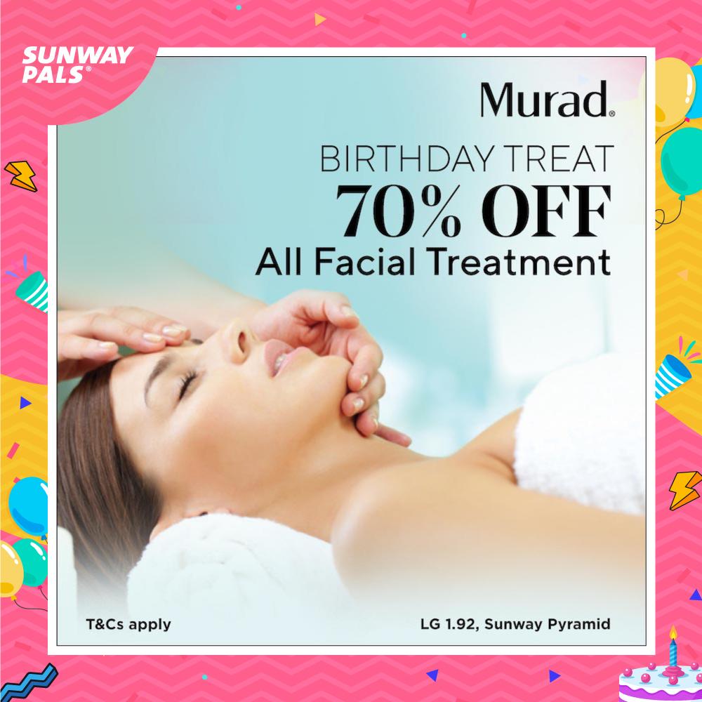 70% OFF ALL Facial Treatment