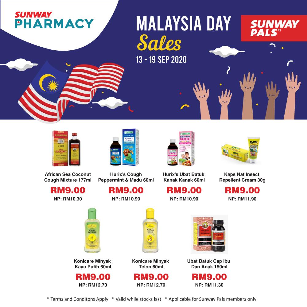 RM9 Malaysia Day Sale