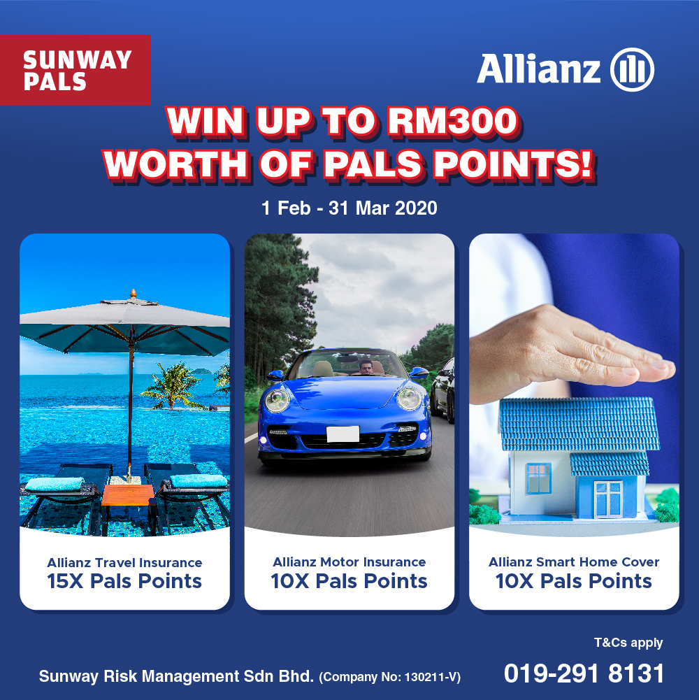 WIN RM300 Worth of Pals Points