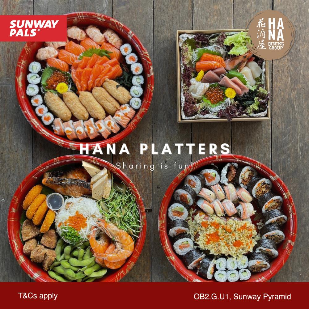 Platter Series