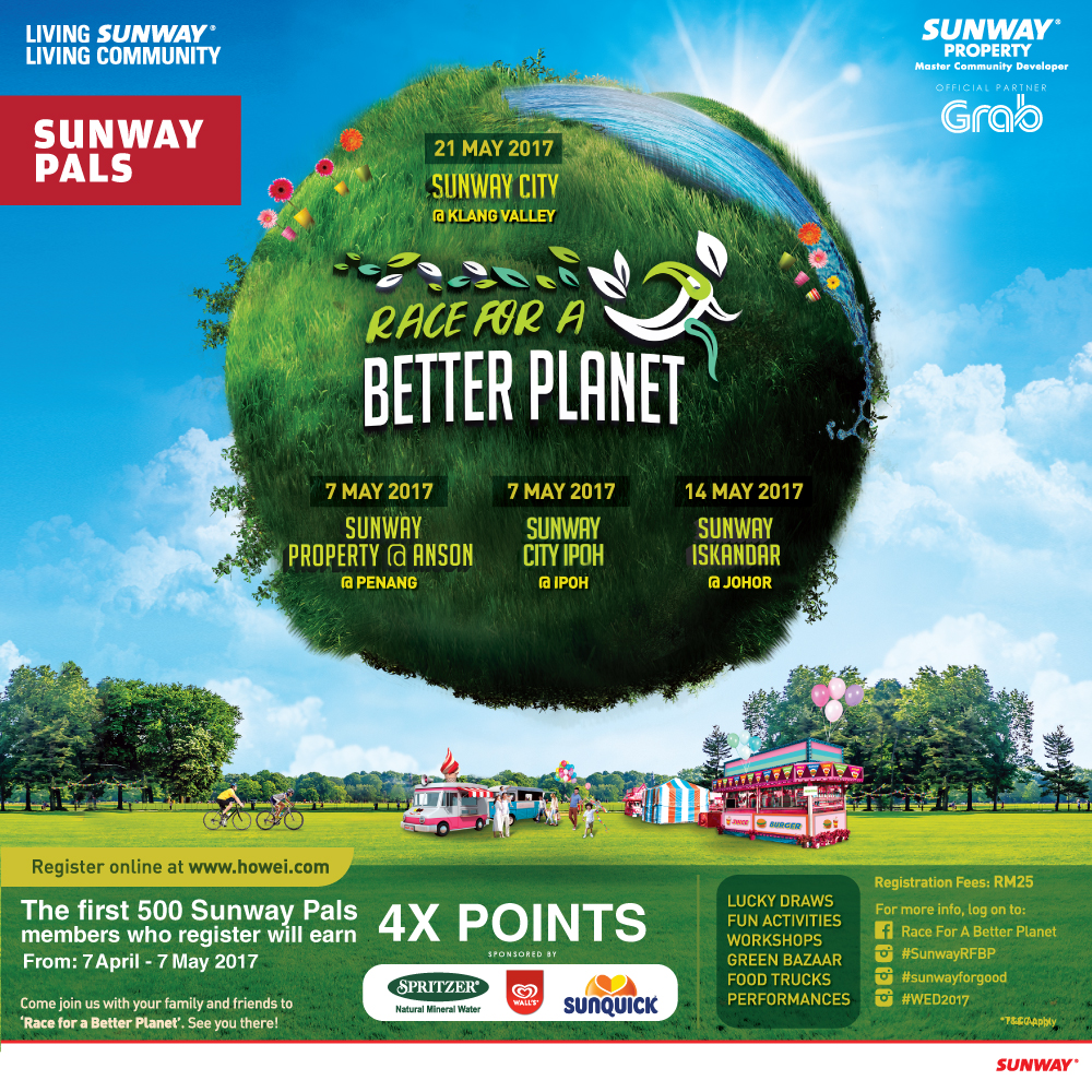 Race For A Better Planet