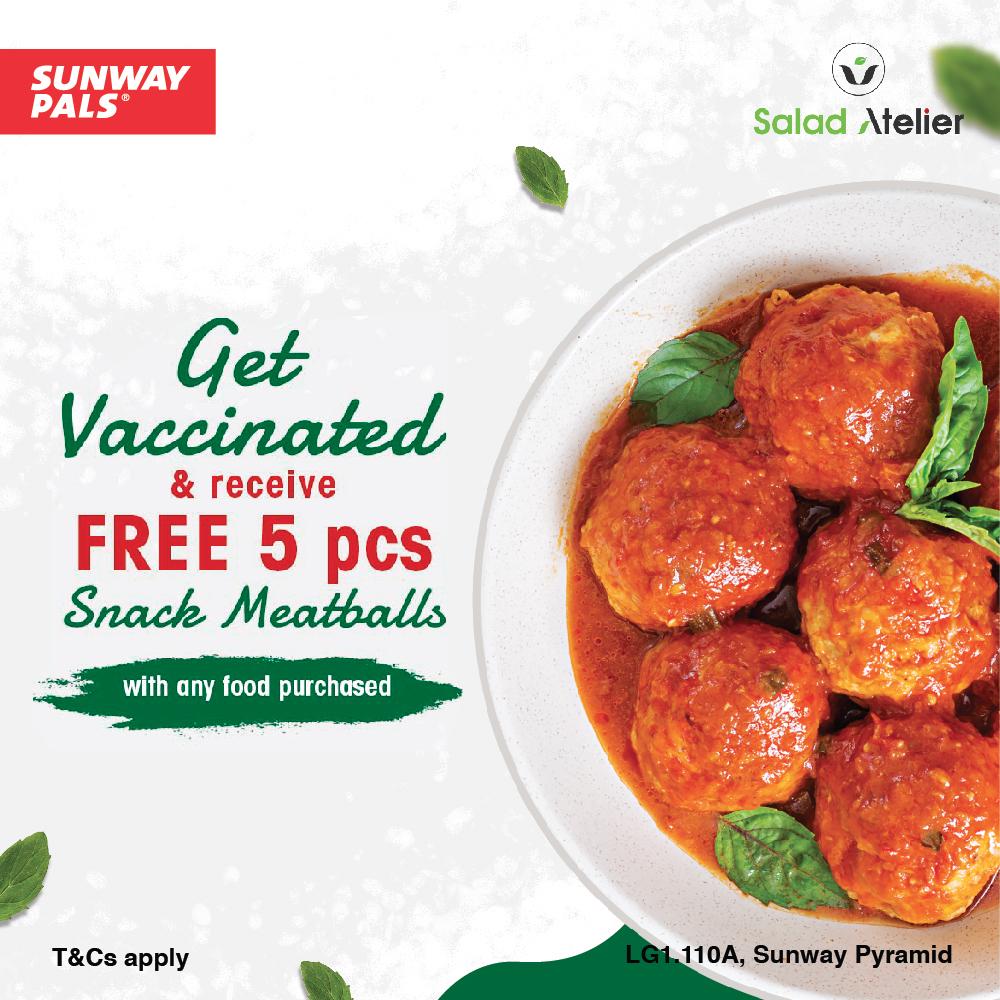 FREE Snack Meatballs