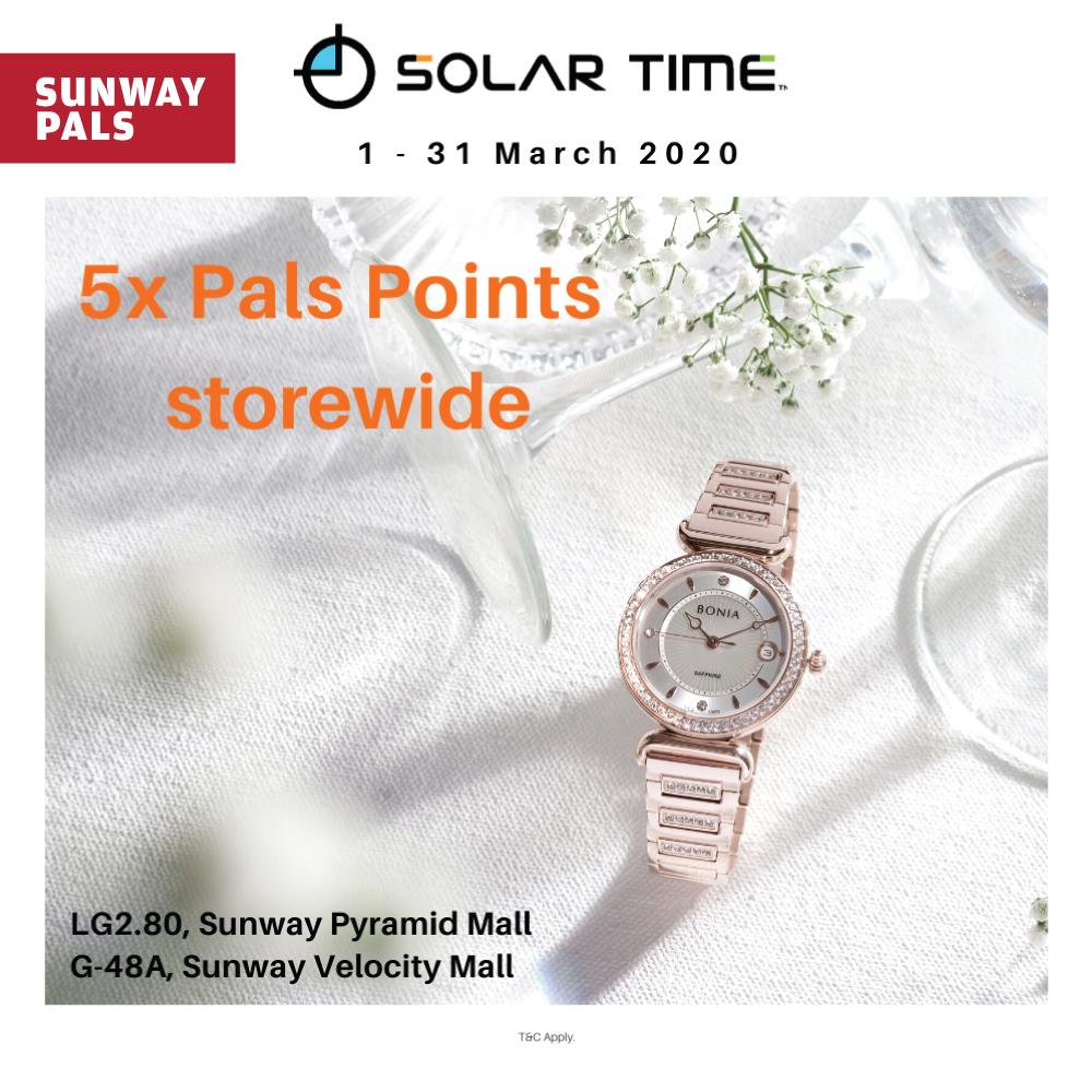 5x Pals Points