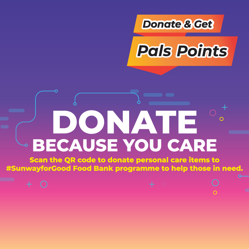 DONATE BECAUSE YOU CARE