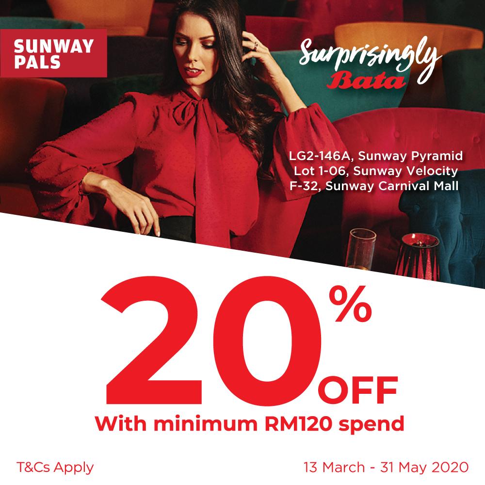 20% Discount Storewide