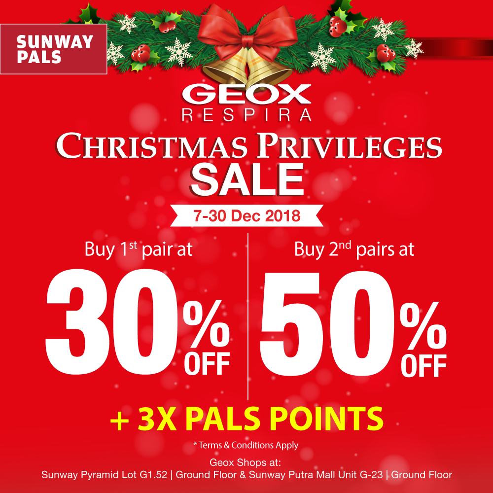 Discounts up to 50% + 3x Pals Points