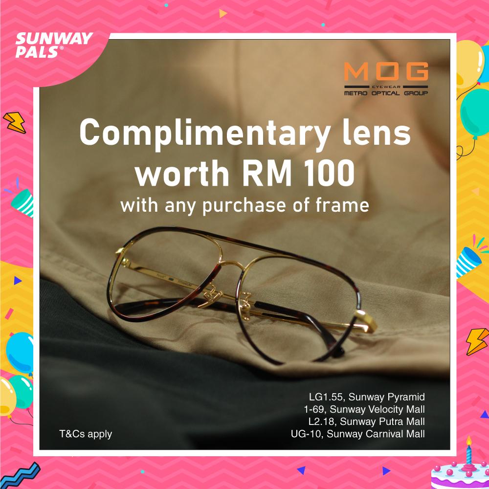 FREE 1.56 MC Lens