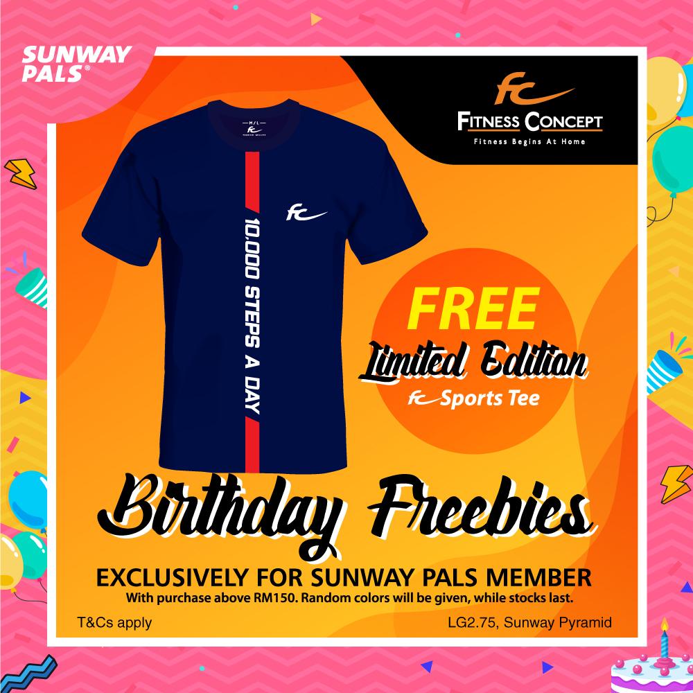FREE FC Sports T-Shirt