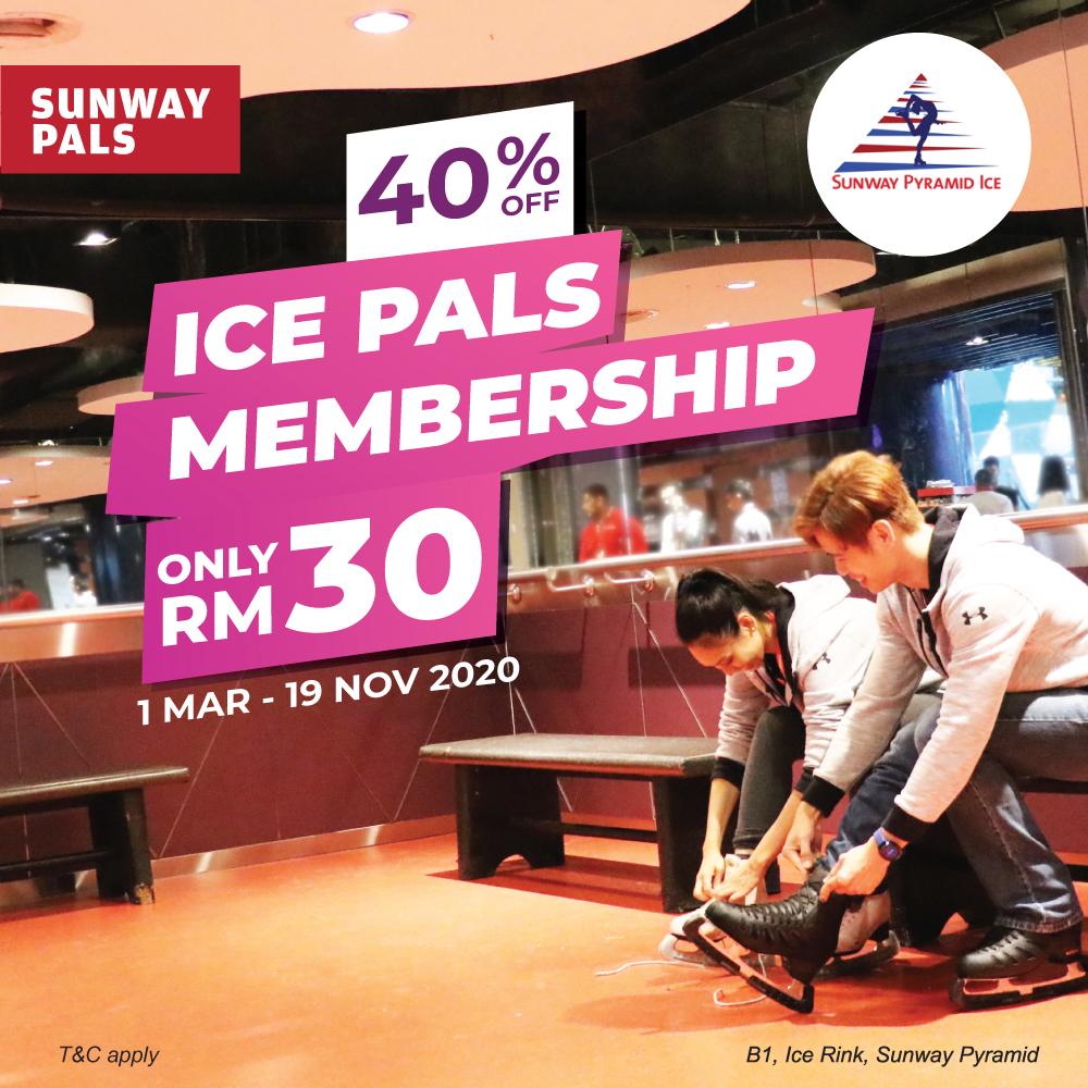 Ice Pals Membership @ RM30