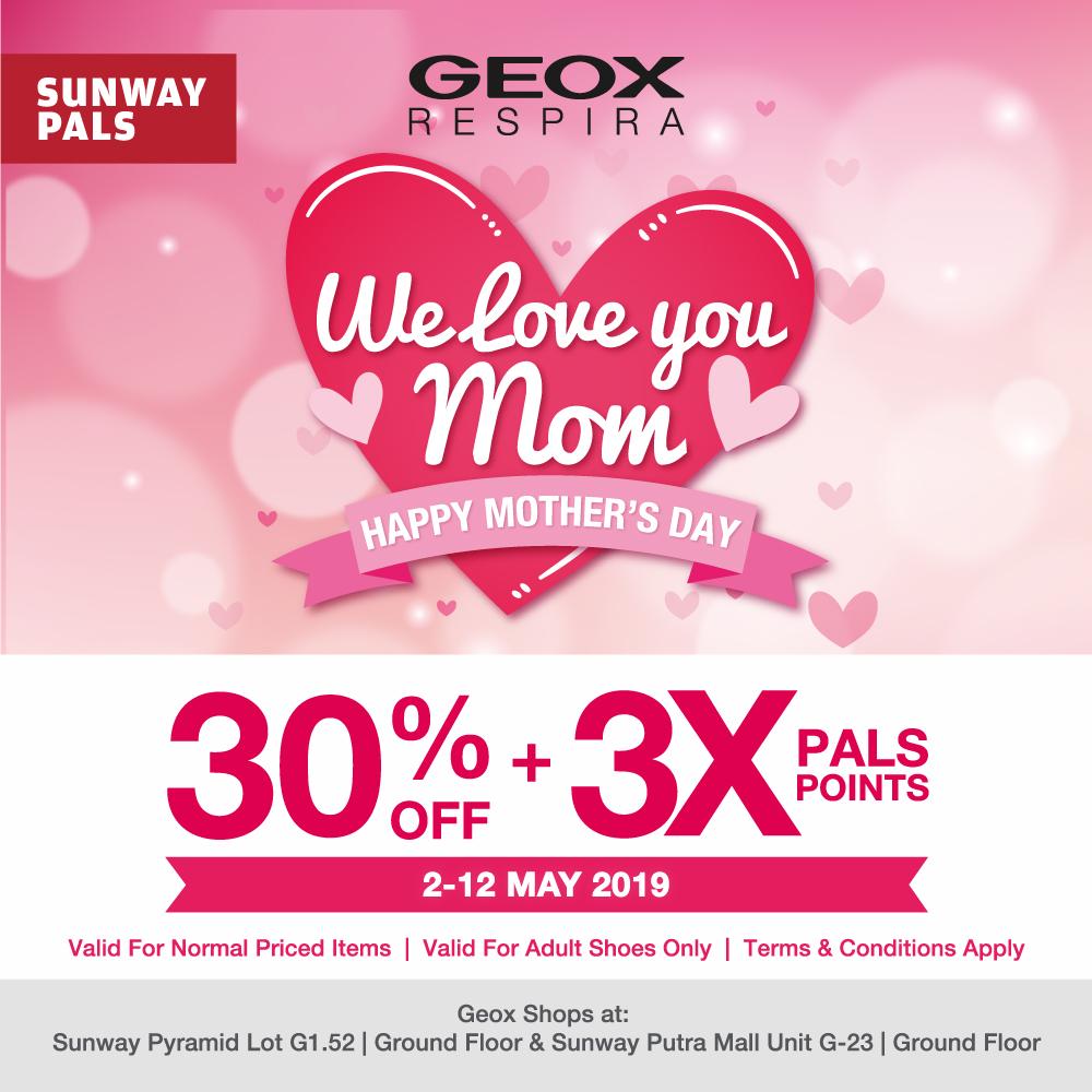 3x Pals Points + 30% Discount storewide