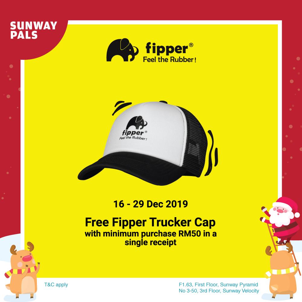 FREE Trucker Cap