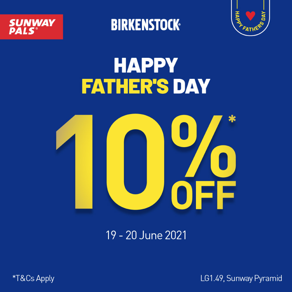 Father's Day Special 10% OFF