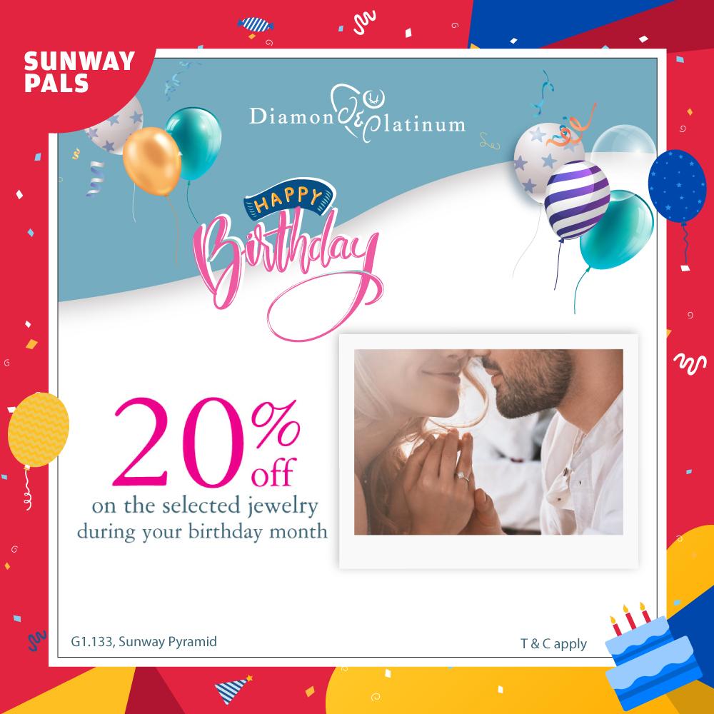 Enjoy 20% Off