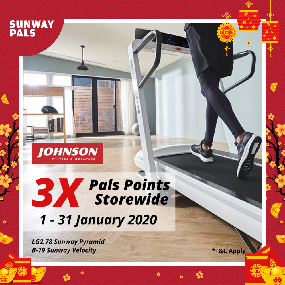 3x Pals Points Storewide