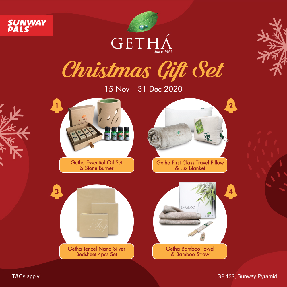 Christmas Bundles + Gifts with Purchase