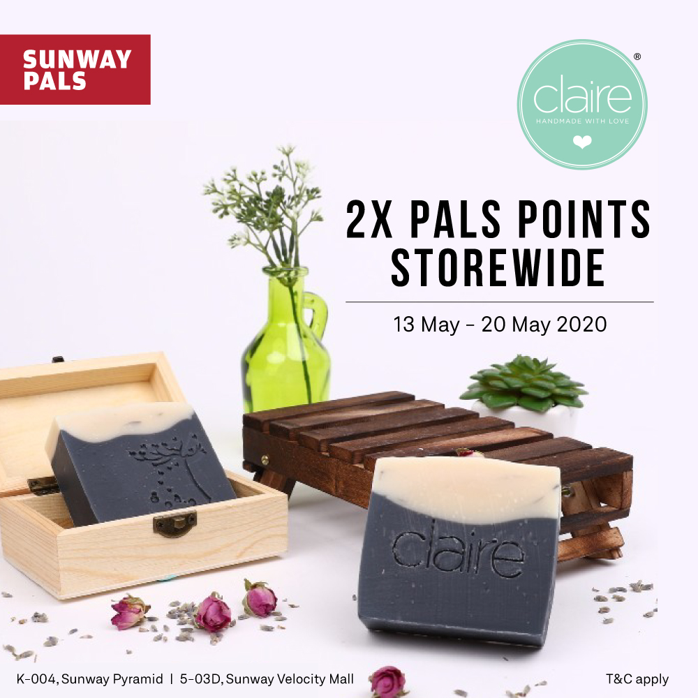 2x Pals Points Storewide