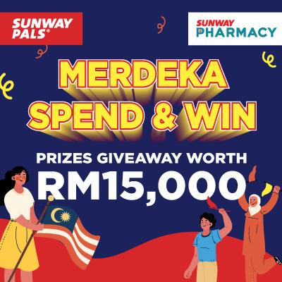 Merdeka Spend & Win Campaign