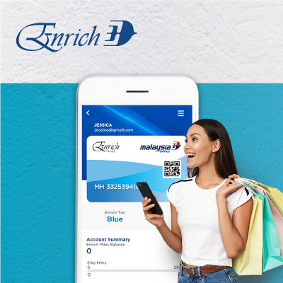 20,000 Enrich Points to be won and shared!