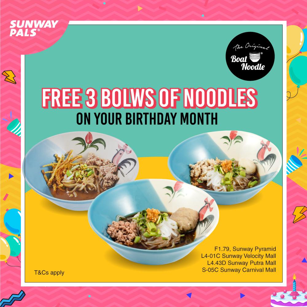 FREE 3 Bowls
