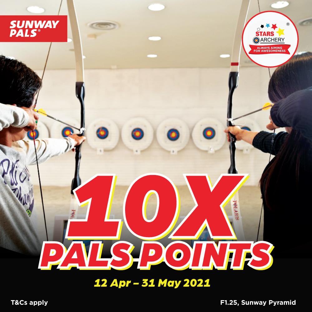 10X Pals Points