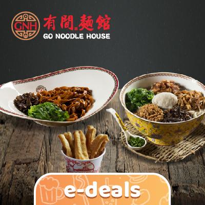 Pan Mee & Mini You Tiao for RM10