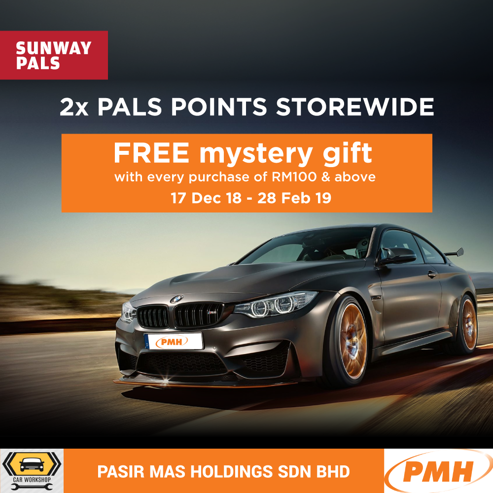 2x Pals Points storewide + Mystery Gift