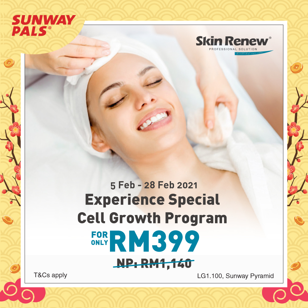 Save RM741 on Treatment