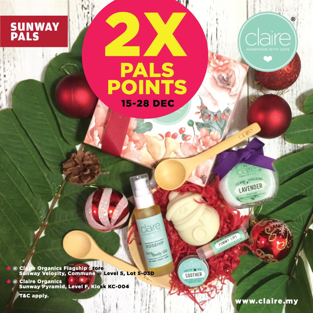2x Pals Points