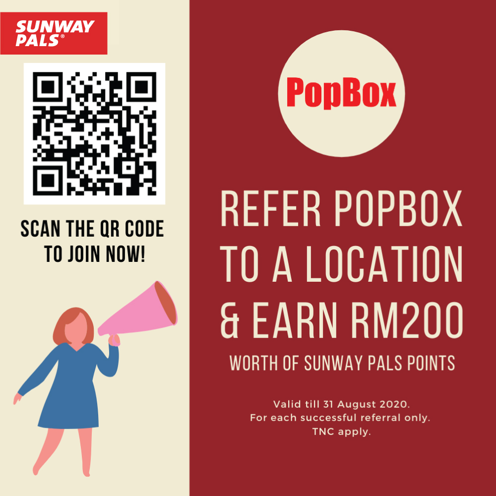RM200 Worth Of Pals Points