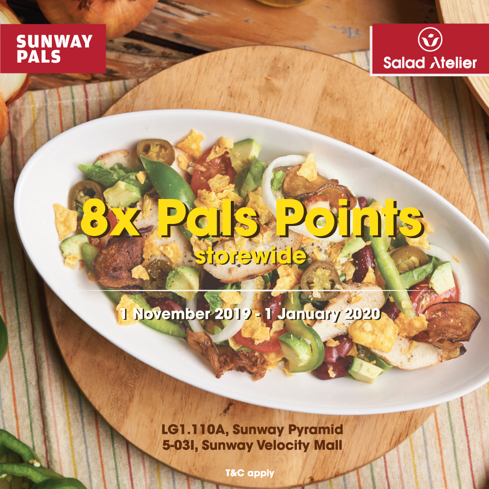 8x Pals Points