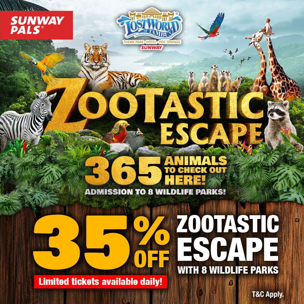 35% OFF Tickets