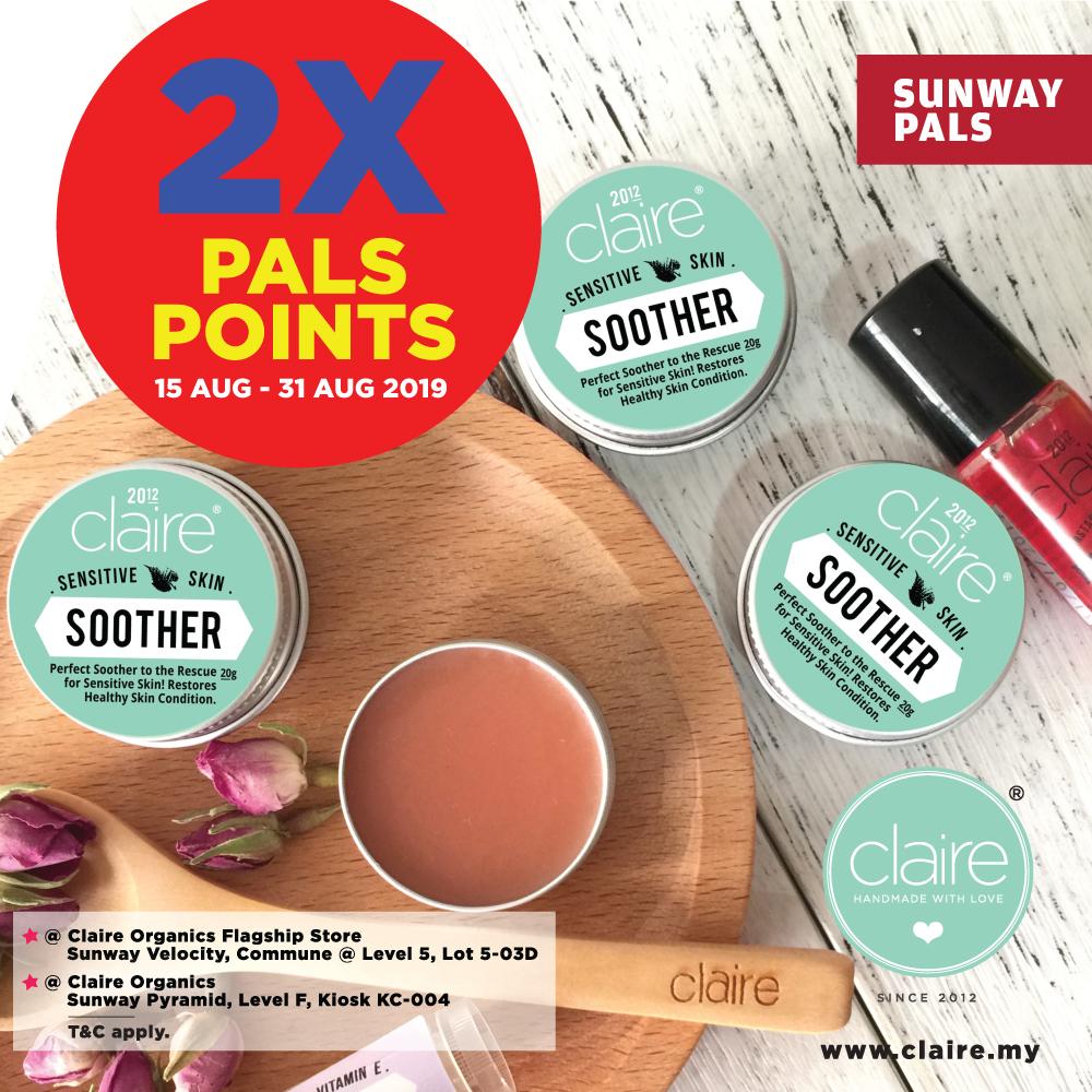 2x Pals Points storewide