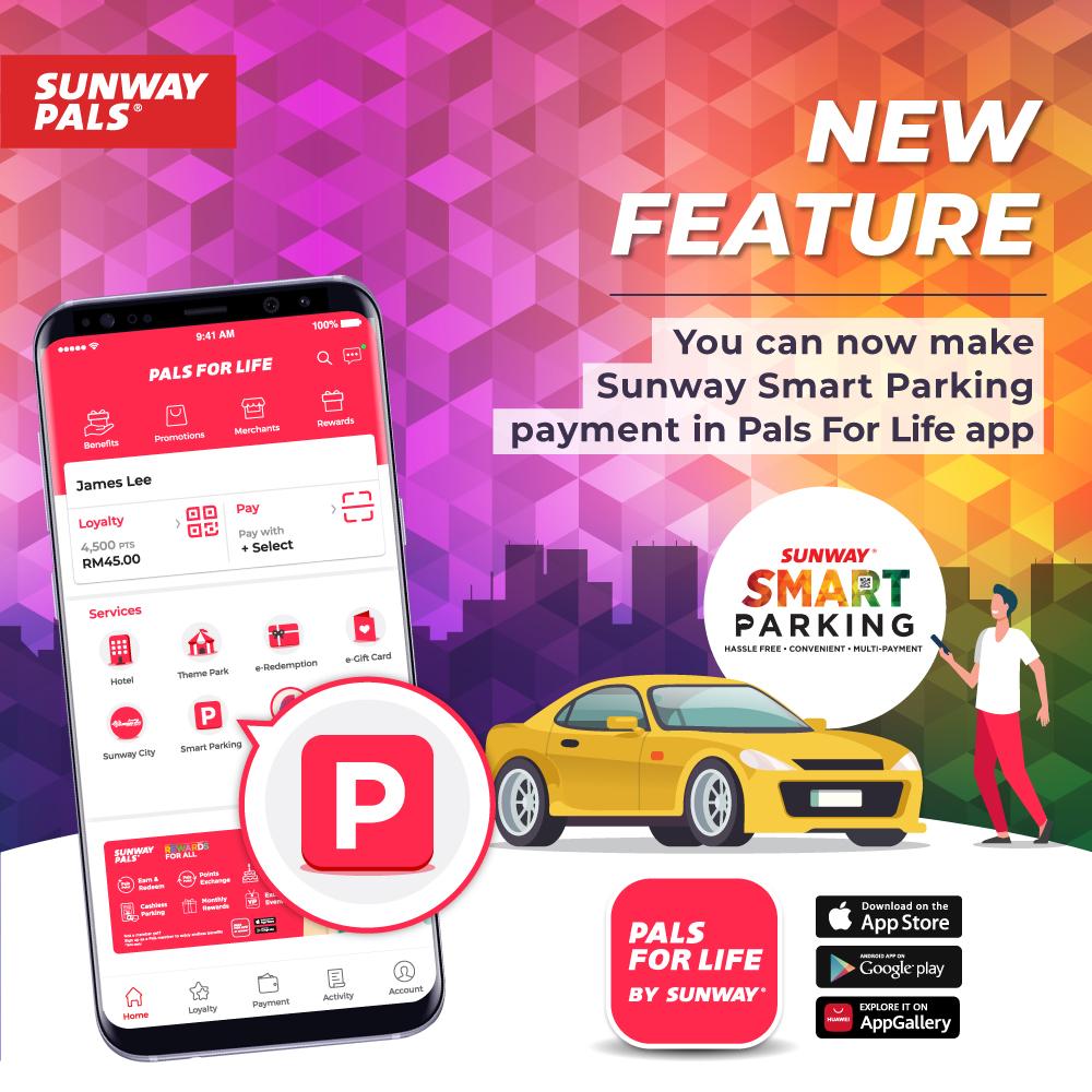 Sunway Smart Parking