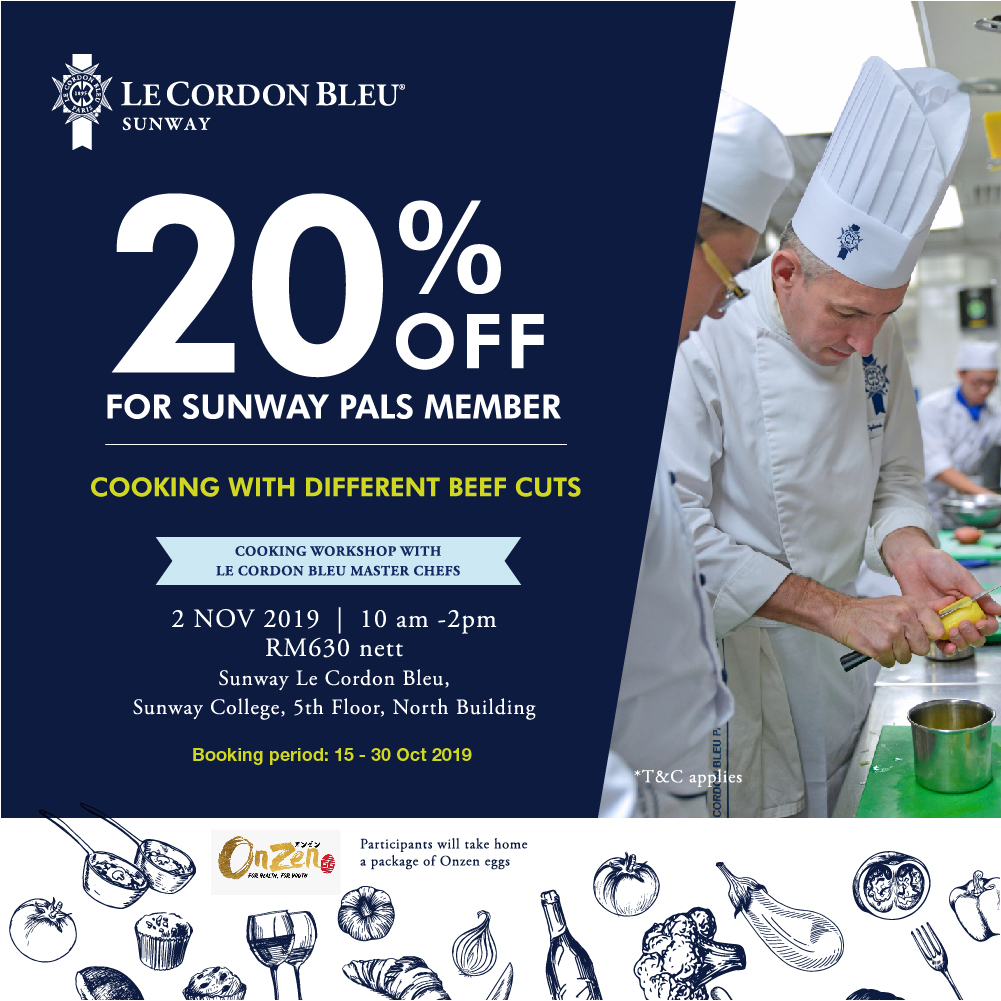 20% off on Cooking with Different Beef Cuts