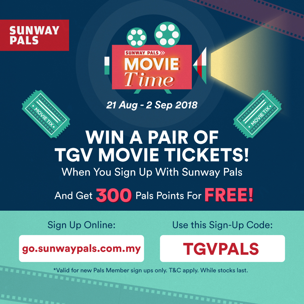 Win a pair of TGV movie tickets