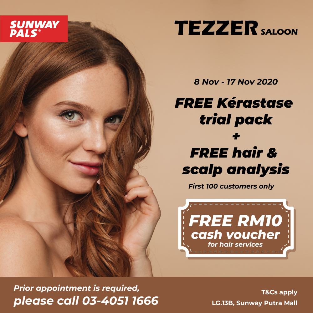 FREE Kérastase Hair Pack
