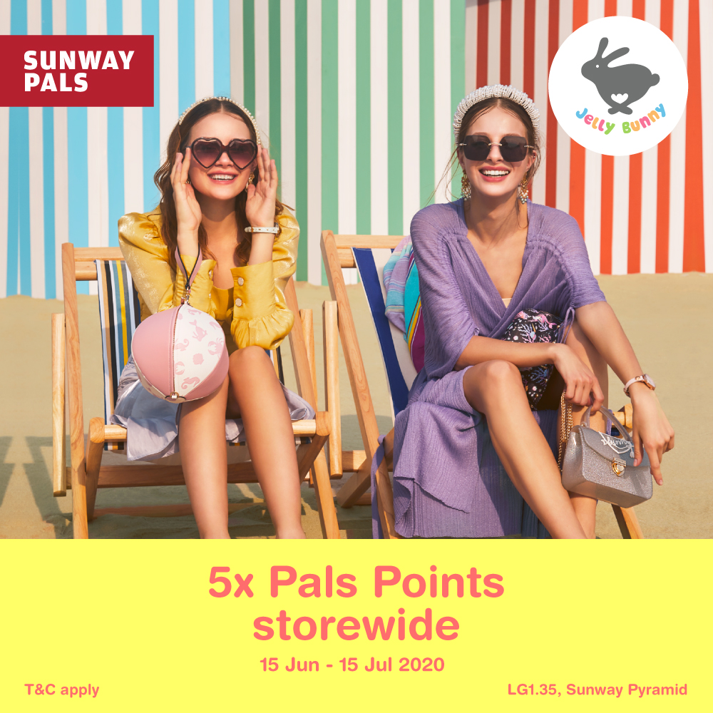 5x Pals Points Storewide
